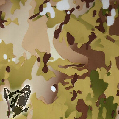 Hydro Dipping Hydrographics Standard Home Starter Kit - Traditional Camo (CAM08)