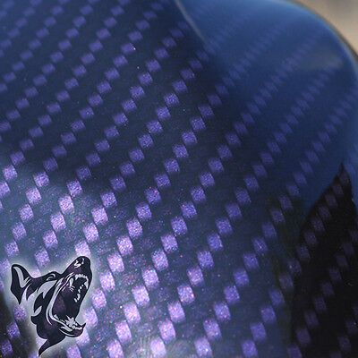 HydroDipping Hydrographics Standard Home Starter Kit Purple Candy Carbon (CAR15)