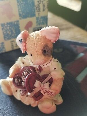 """ENESCO 1995 TLP """"You're Sow Sweet"""" THIS LITTLE PIGGY -WIFCaP"""