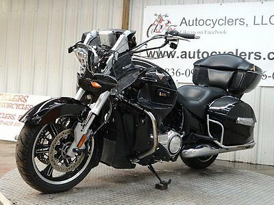 2014 Victory CROSS COUNTRY TOUR  2014 VICTORY CROSS COUNTRY TOUR SALVAGE CHEAP BUY IT NOW