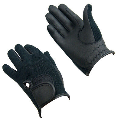 Bitz Horse Synthetic Gloves Child - Rider Wear