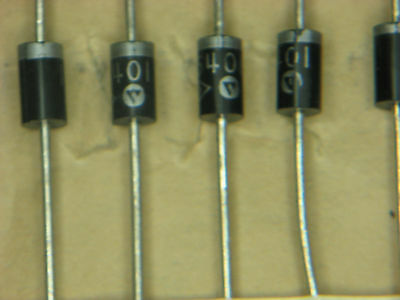 1 Lot of 1000 Silicon Rectifier Diode 1N5401.  New parts