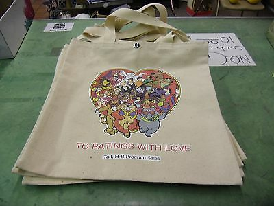 VINTAGE Hanna Barbera Scooby Doo and Characters Duffle Bag
