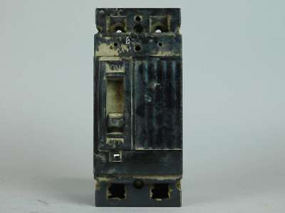General Electric 2-Pole, 15 Amp, Circuit Breaker TEF124015