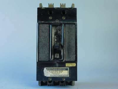 Westinghouse 3-Pole, 50 Amp, Circuit Breaker 1531786