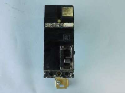 Square D 2-Pole, 50 Amp, Circuit Breaker LJ-8549