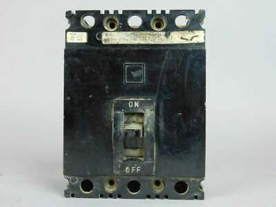 Square D 3-Pole, 15 Amp, Circuit Breaker