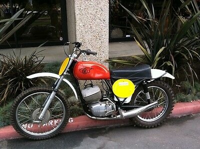 1969 Other Makes CZ 360 Sidepiper  1969 CZ 360 Sidepiper Vintage Motocross