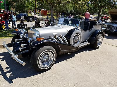1978 Excalibur  RARE two-tone 1978 Excalibur Series III Phaeton with 454