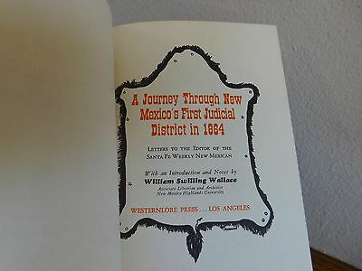 A Journey Through New Mexico's First Judicial District in 1864, 1956, 1st 1/300,