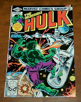 The Incredible Hulk #250 Vf+ 8.5 Marvel  Double Size Collectors Issue 1980