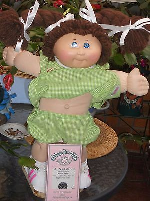 Cabbage Patch Doll,1978-2013 V.g.c With Certificate