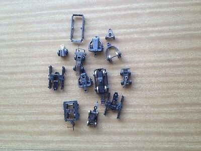OO Scale Spare Parts Bogies Axles Suit Triang Hornby Lima