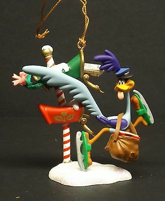 Looney Tunes Road Runner Collector Ornament 1996 in Original Package