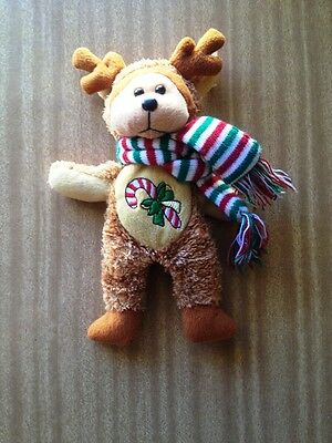 Beanie Bear Donner Christmas