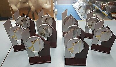 10 x 130mm Netball Trophies Discontinued Range. Other Quantities also available