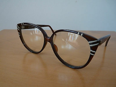 Vintage Emmanuelle Khanh Paris glasses