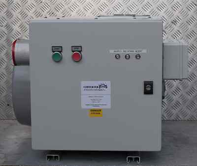 Rotary Converter 18.5kw - Single to 3 Three Phase 240v to 415v