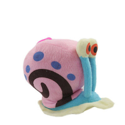 "6"" 15cm New Spongebob Squarepants Gary the Snail  Soft Stuffed Plush Doll Toy"