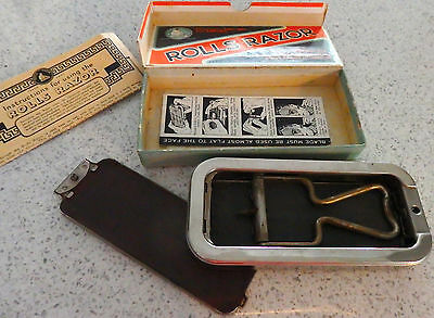 Rolls Razor Imperial No 2 - Boxed (Incomplete Set) + Instructions