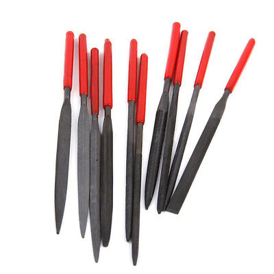 10pcs Needle File Set Precision Jewellers Small Jewelry Metal Hand Repair Tools