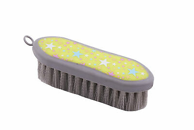 HORKA Firm Horse Grooming Brush - Stars