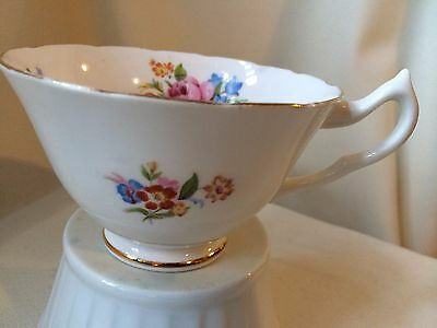 COLLINGWOODS Rose and Floral Bone China Cup, (ONLY)