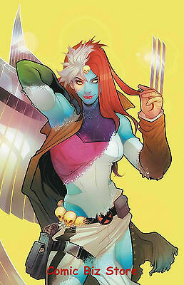 Astonishing X-Men #2 (2017) 1St Print Scarce 1:10 Torque Character Variant Cover