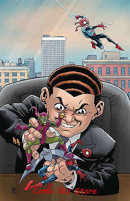 Amazing Spider-Man Renew Your Vows #10 (2017) 1St Printing Bagged & Boarded