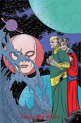 Silver Surfer #13 (2017) 1St Printing Bagged & Boarded