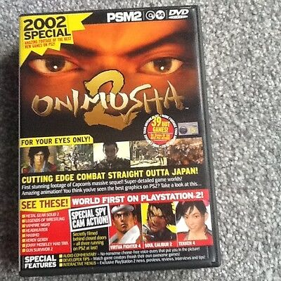 Playstation 2 Demo Game_ 2002 Special _Onimusha 2
