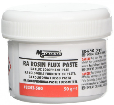 MG Chemicals Rosin Flux Paste, 50 g Jar