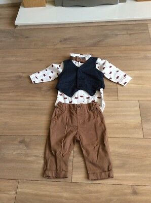 BNWOT next 3-6 months boys outfit