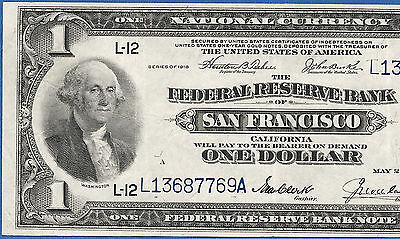"1918 $1 Frbn ""flying Eagle"" ♚♚San Francisco♚♚  64 Known    Bright&crisp"