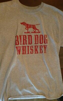 Bird Dog Whiskey Large T-Shirt