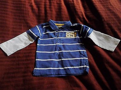 ** FAB baby boy Striped Top - Baby (3 - 6 months) **