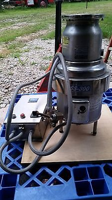 InSinkErator SS-300-25 / 3 HP Commercial Food/Garbage Disposer With Control Box