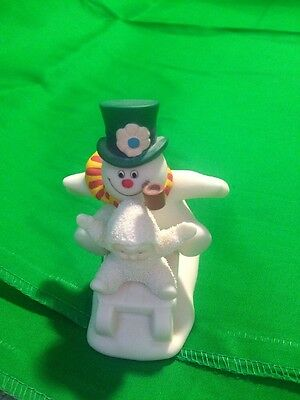 2003 Fun With Frosty The Snowman Snowbabies Dept. 56