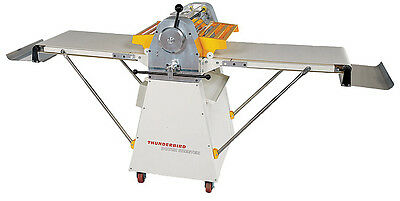 "Thunderbird Floor Standing Dough Sheeter Roller TBD-500 Reversible 20"" Width"