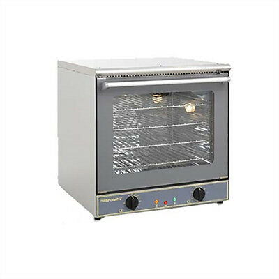 Equipex FC-60/1 Half-Size Countertop Convection Oven, 120v