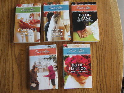 Love Inspired Ever After Romance Paperback Books Lot Of 10 Nice!!