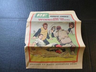 Vintage PF Flyers Comic Book #2