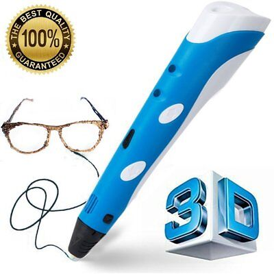 Intelligent 3D Printing Pen 3D Drawing Model Making Doodle Arts & Crafts Drawing
