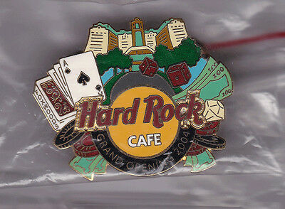 Hard Rock Cafe Foxwoods 2004 Grand Opening pin