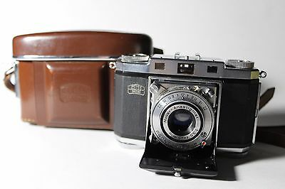 Vintage *RARE* Zeiss Ikon Contina with F3.5 45mm Lens 35mm Film Camera