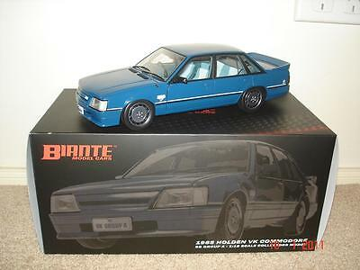 1:18 Biante Peter Brock HDT VK SS Group A Commodore Formula Blue