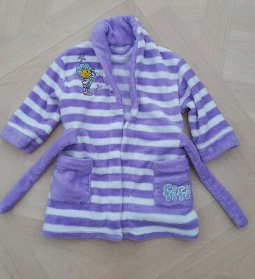 dressing gown girls 12-18 months mothercare