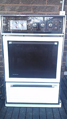 St George Imperial Delux Wall Oven - Built-In - Retro