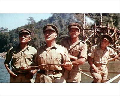 The Bridge on the River Kwai Film Foto 8x10 Foto Fine Image 256624