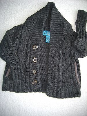 Sam & Jo Thick Jacket, 9-12 Months